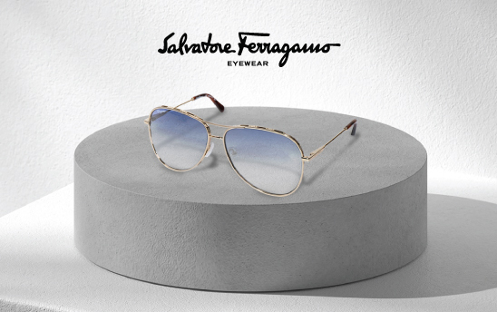 【太陽眼鏡新品】Salvatore Ferragamo 高雅活力