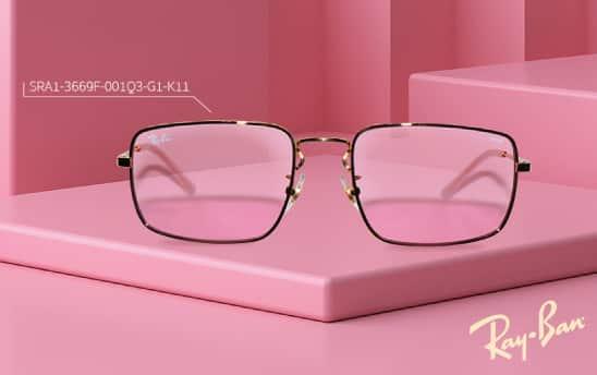 【太陽眼鏡新品】RayBan 粉色品味