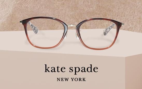【眼鏡新品】Kate Spade 女性魅力