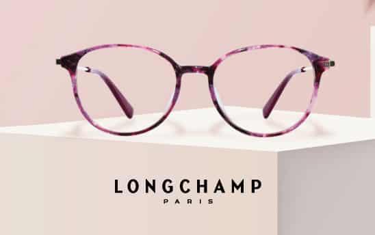 【眼鏡新品】Longchamp 色調帶出魅力